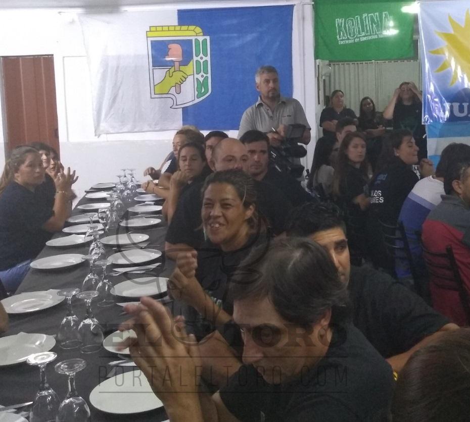 """Castagneto estuvo en Casares y lanzó: """"Cambiemos tiene"""