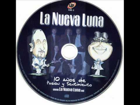 Caricaturas de Claudio en el disco de 10 años de La Nueva Luna