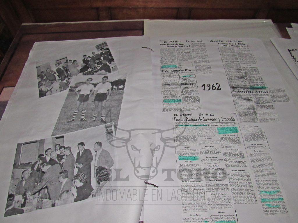 105 años Club Atlético
