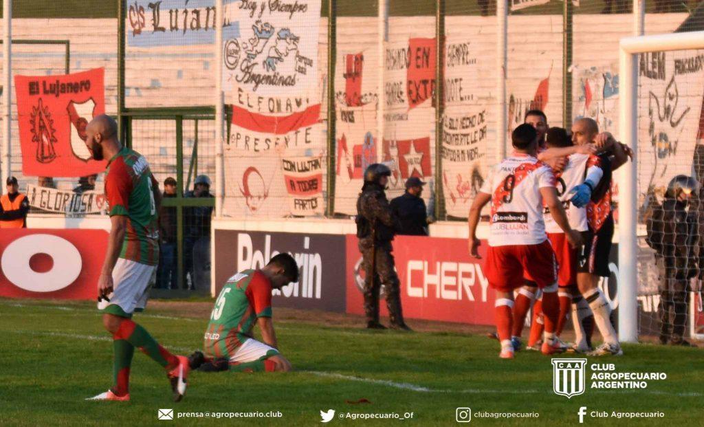 Gol de Luján, Copa Argentina