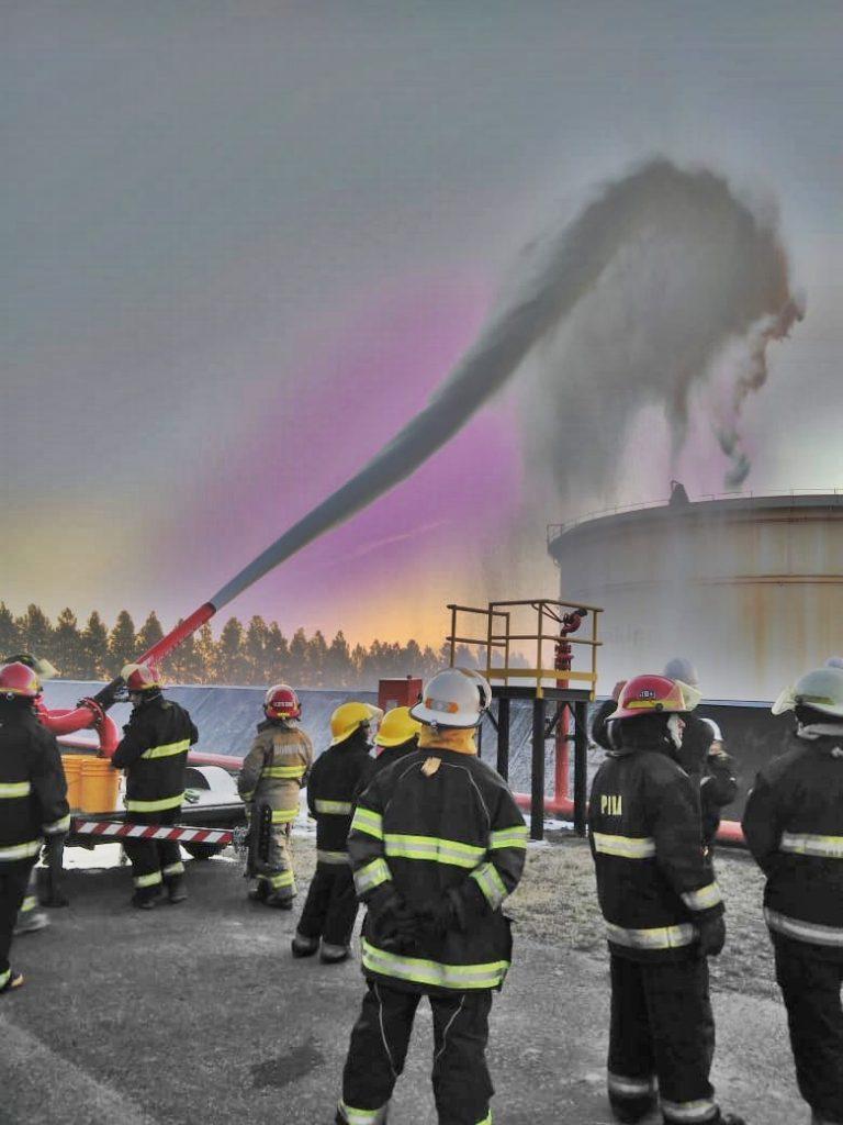 bomberos carlos casares