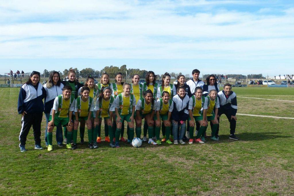 Selección de Fútbol Femenino de Carlos Casares