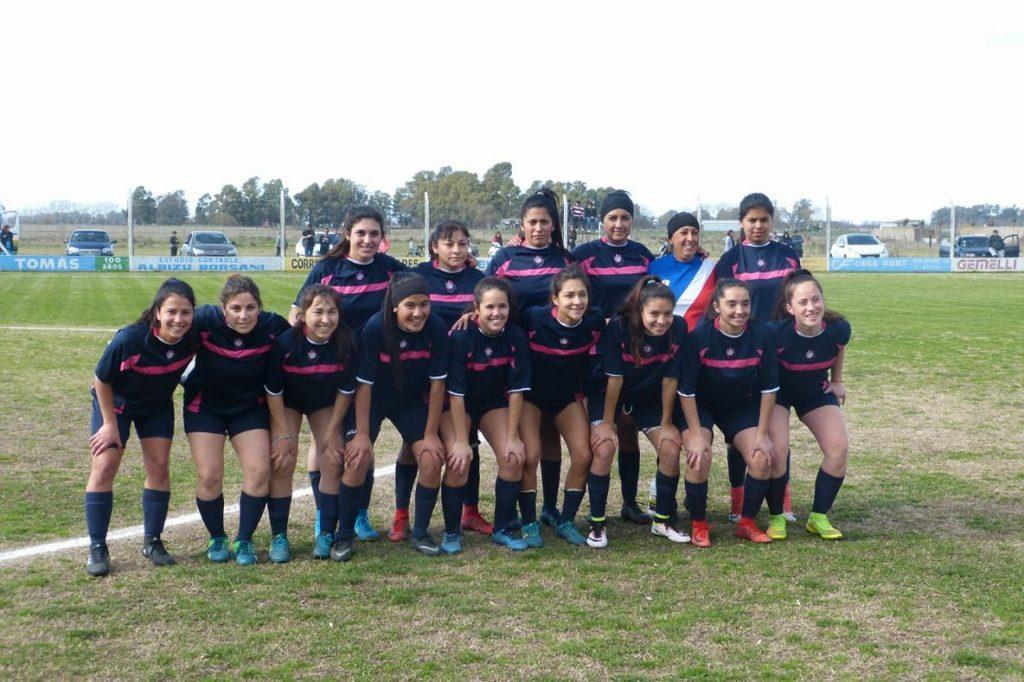 Selección de Fútbol femenino de Pehuajó