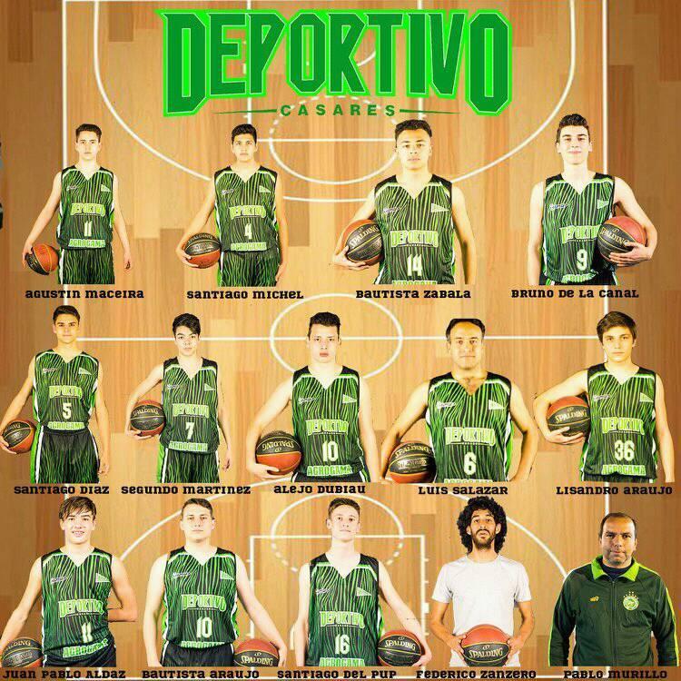 Básquet Deportivo Carlos Casares
