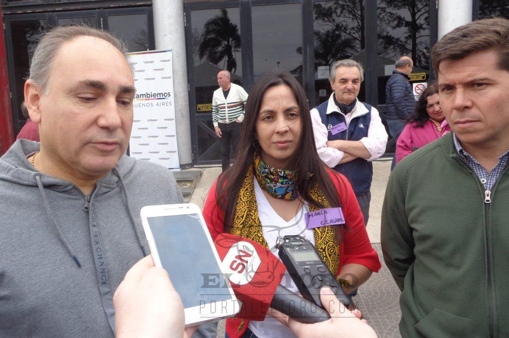 """Omar """"Peli"""" Foglia, ex senador provincial"""