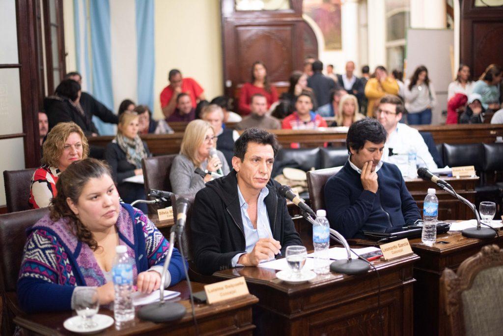 Bloque del PJ-FPV-UC de Carlos Casares