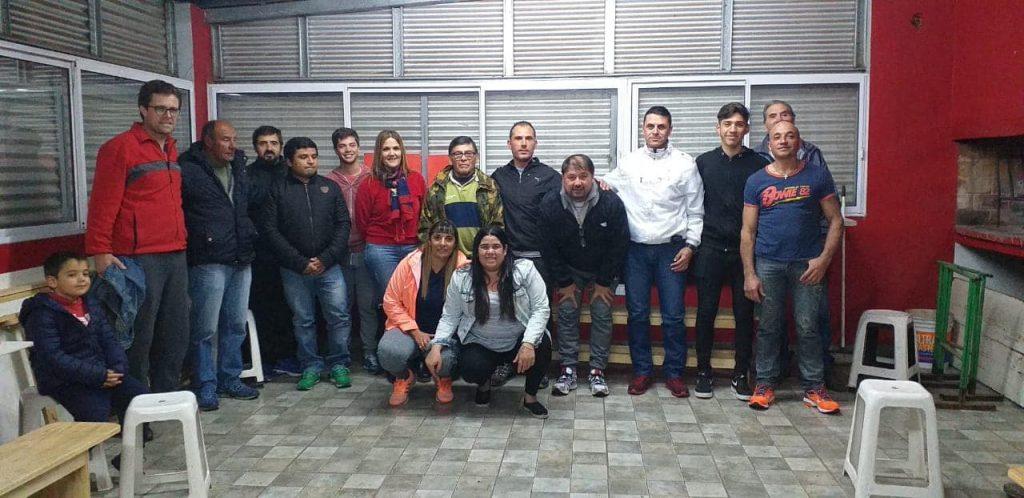 Nueva Comisión del Club Ciclista de Carlos Casares
